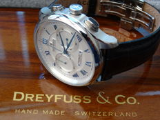 Dreyfuss & Co. — SWISS SEAFARER AUTOMATIC — Men