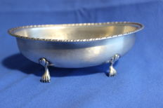 Candy Bowl in Silver 800 - Padua