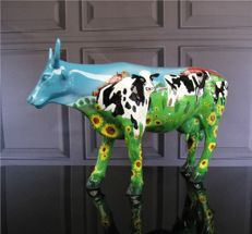 CowParade - Cow Barn Large - Mary Beth Whalen