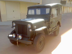 Jeep - Willys CJ3 - 1976