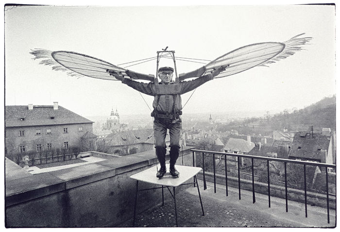Miroslav Hucek - Mr. Makovička´s Wings