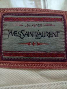 Yves Saint Laurent – Men's jeans