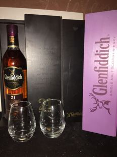 Glenfiddich 21 years old