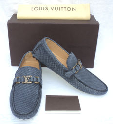 Louis Vuitton - Hockenheim Python Car Shoes