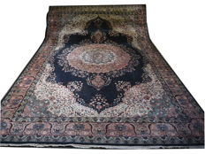 Old  -40 years Persian Iran Tabriz hand knotted 360x245cm