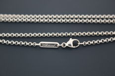 Chopard - 18k White gold necklace - length: 43 cm