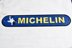 Michelin castiron large sign