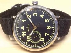 "Molnija marriage ""Pilot"" men's watch Cal 3602 1970's"