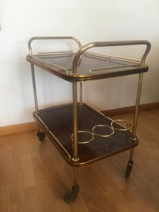 Vintage auxiliary table