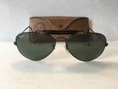 Ray-Ban B&L Outdoorsman - Black - 58-14 - Unisex sunglasses
