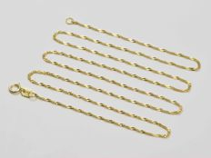 18k Gold • Chain Singapore • Length 50 cm