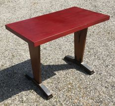 Art Deco bistro table
