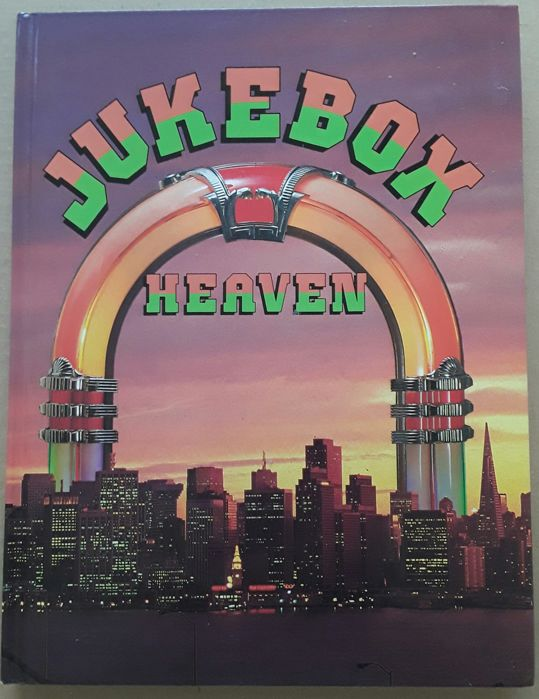 Book: Jukebox Heaven  (Ger Rosendahl/ Luc Wildschut)