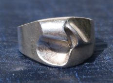 Lapponia – Silver Ring – 2nd half 20th century *** no reserve price ***