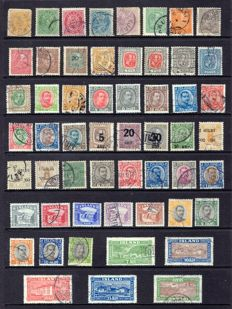 Iceland 1876/1925 - Collection
