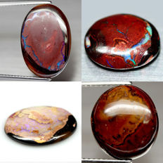 Lot of Boulder Opal - 29.29ct (4)