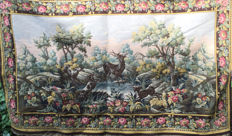 Tapestry in the taste of Aubusson, 20th century