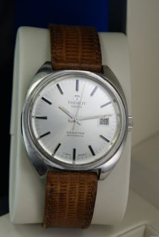 TISSOT SEASTAR Cal.2481  - Automatic men's mechanical watch - 1972