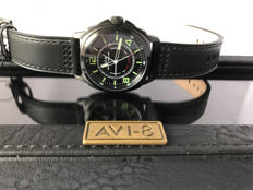 AVI-8 Curtiss Tomahawk + Additional box for 5 additional watches – Pilot watch – 2017