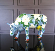 CowParade - Cowalina Dogwood Large - Molly Brown Roberts