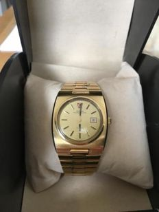 Omega Geneve Megaquartz - Men's watch - 1970s/1980s