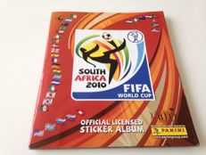 Panini - WC 2010 - South-Africa -  Complete album.