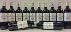 2014 Le Bordeaux de Larrivet Haut-Brion - 12 bottles (75cl)