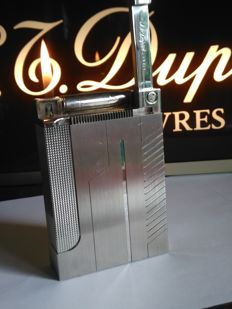 Lighter S.T Dupont Jeroboam collection James Bond 007 - palladium Limited edition 073/707