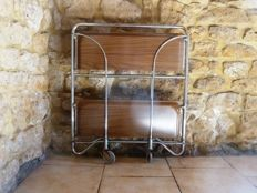 "Bremshey Gerlinol - ""Dinett"" folding drinks trolley"