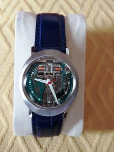 Bulova - Accutron Flaying Saucer Spaceview