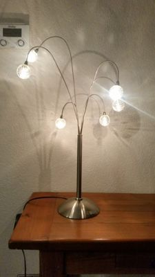 Jan Des Bouvrie, Holland: Boxford Table lamp / Little balls lamp