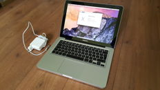 Apple Macbook PRO early 2011 (A1278) - 13''inch, 2.3Ghz INTEL Core i5,  4GB Ram, 320GB HD incl. charger and good battery!