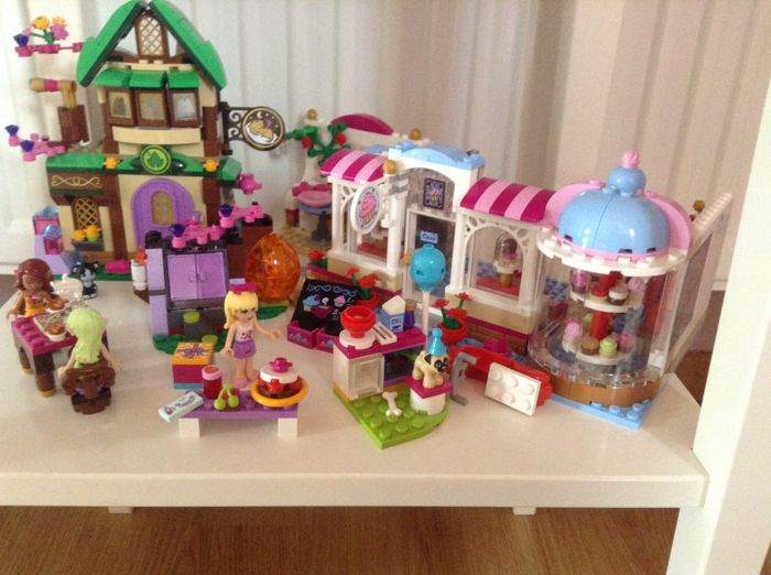 Friends / Elves and small lot Playmobile - 411119 + 41174 and play mobile circus