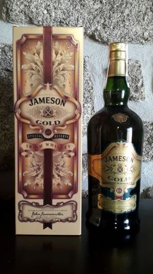 Jameson Gold irish whiskey