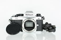 Nikon FA body chrome/black