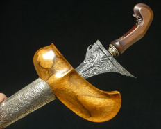 Antique keris Solo – Java – Indonesia