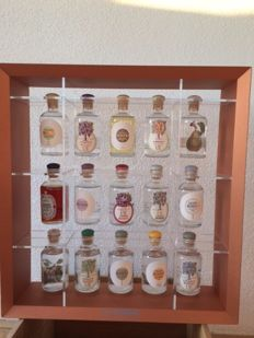 Nonino Grappa - Frame with 15 different expressions