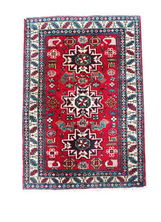 Shirvan Kazak Rug from  Russia  170x120cm Second half on the 20th Century