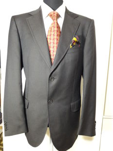 E. Zegna – men's jacket and tie