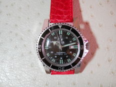 Mortima Superdatomatic – men's wristwatch – 1970s
