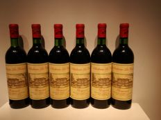 1973 Chateau La Pointe , Pomerol - 6 Bt total
