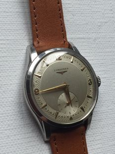Longines  -Men's-1940- Ultra Rear