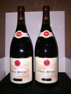 2012 E. Guigal Cote Rotie Brune et Blonde de Guigal, Rhone - 2 magnums (1,5L)
