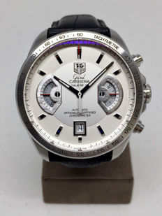 TAG Heuer — Grand Carrera Calibre 17 RS Automatic Chronograph — CAV511B — Men — 2011-present