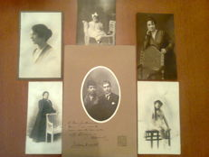 Photographs from the late 19th to early 20th centuries ( 1890-1930)