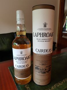 Laphroaig Cairdeas Exclusive 2017  Feis Ile Festival Bottle  57.2% vol