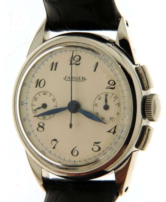 Vintage Jaeger wristwatch - (our internal #7441)