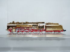 Arnold N -  2703 -  Steam locomotive with tender Series BR41 in 24 carat gold livery of the DRG