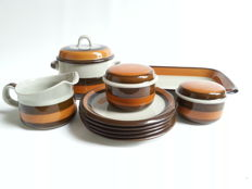 Marianne Westman for Rorstrand - Parts of the 'Annika' dinnerware