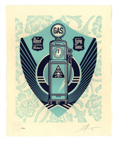 Shepard Fairey (OBEY) - Endless Power